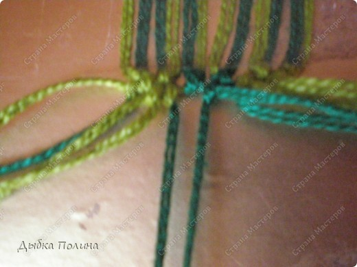 Как понимать схемы косого плетения. МК фото 37