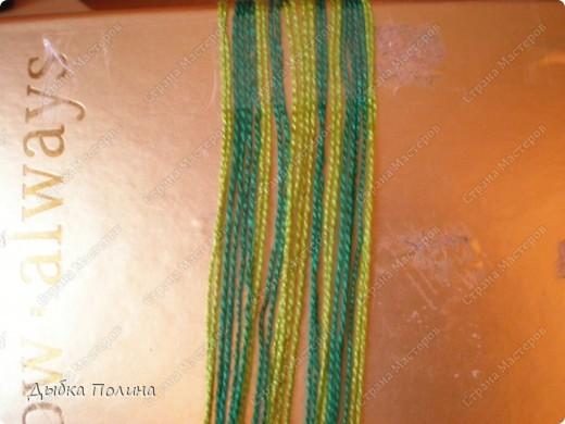 Как понимать схемы косого плетения. МК фото 6