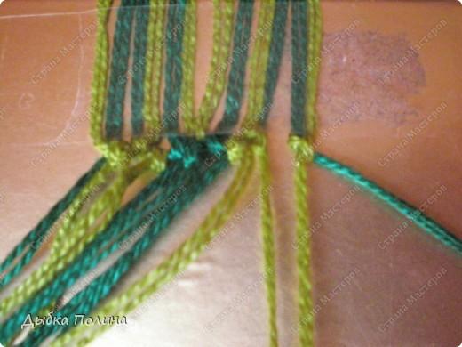Как понимать схемы косого плетения. МК фото 31
