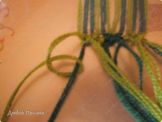 Как понимать схемы косого плетения. МК фото 34