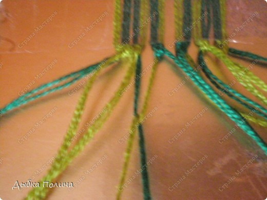 Как понимать схемы косого плетения. МК фото 26