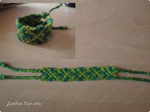 Как понимать схемы косого плетения. МК фото 1