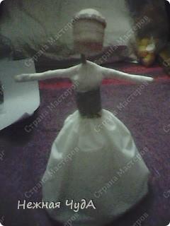 Решила поэкспериментировать с ангелочком... )))) Такая милашка получилась! ))) фото 9