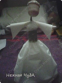Решила поэкспериментировать с ангелочком... )))) Такая милашка получилась! ))) фото 11
