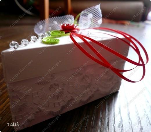 Открытка и тортик собственной персоной ;)) фото 5