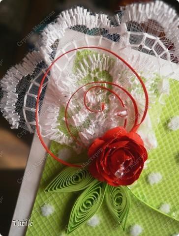 Открытка и тортик собственной персоной ;)) фото 7