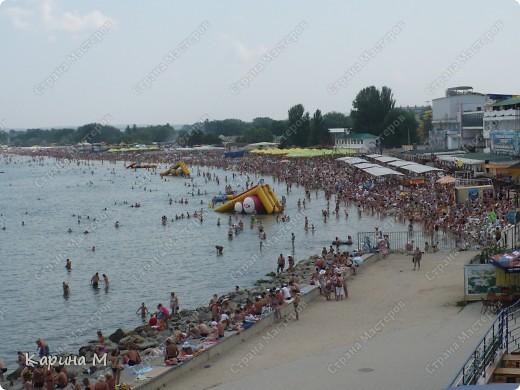 Центральный пляж, июль 2011 г. фото 1