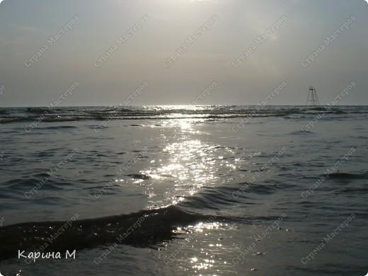 Море, чайка и закат... фото 30