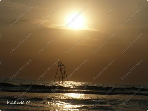 Море, чайка и закат... фото 37