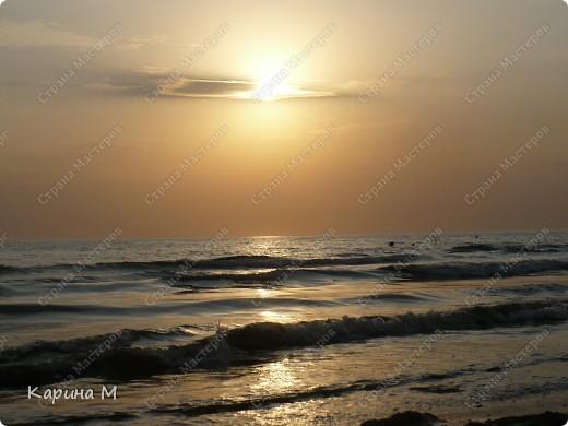 Море, чайка и закат... фото 39