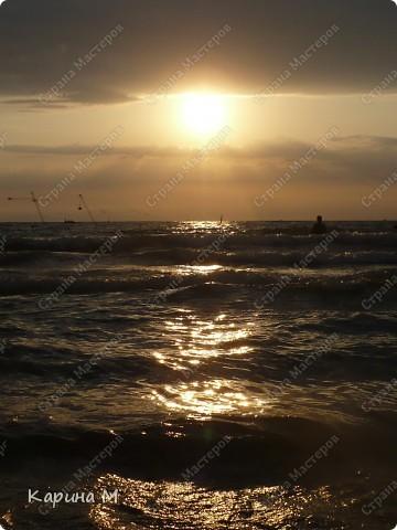 Море, чайка и закат... фото 49
