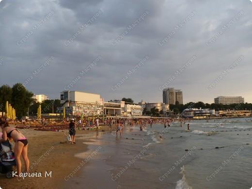 Море, чайка и закат... фото 48