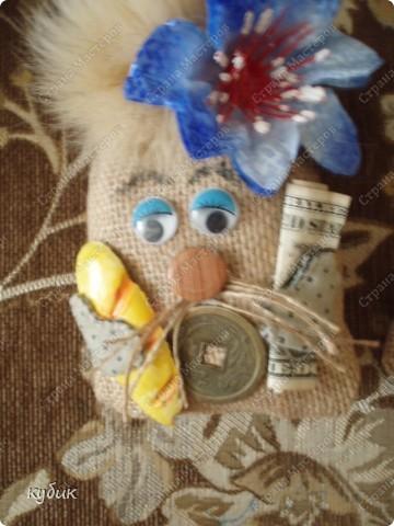 вот такие мешки и магнитики я делала в подарок родным и друзьям:))))) фото 5