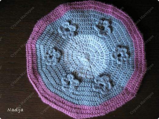 Пряжа Gazzal baby wool 40% мериносовая шерсть 20% кашемир 40% полиакрил Крючок 3мм  Точно не могу сказать сколько ушло пряжи(моток точно,или немного больше) Диаметр беретика 23см на 2-3 годика(49-50см) фото 1