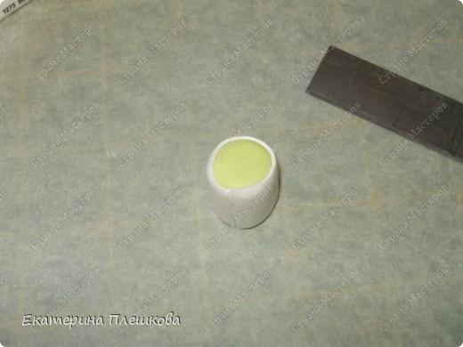 МК лимончика (апельсинчика) из пластики фото 7