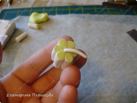 МК лимончика (апельсинчика) из пластики фото 17