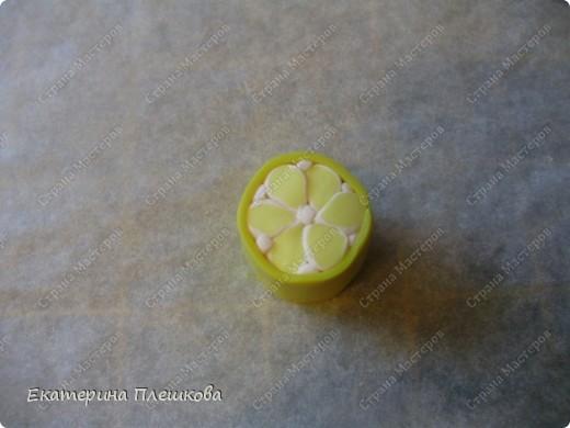 МК лимончика (апельсинчика) из пластики фото 22