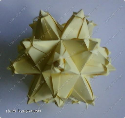 Name: Tulip  Designer: Ekaterina Lukasheva  Parts: 30  Paper: 8*8 cm  Joint: no glue  фото 2