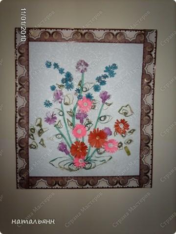 цветы садовые квилинг. фото 4