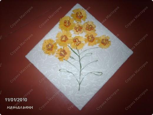 цветы садовые квилинг. фото 1