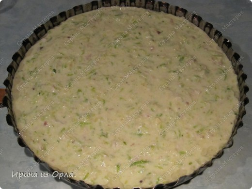 Насмотревшись на кулинарные красоты у Ронаты (Кабачковая пора) http://stranamasterov.ru/node/222675#comment-2100951, так захотелось приготовить что-то подобное и порадовать свою семью.  фото 2