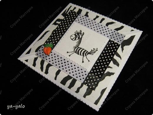 Эта цветная зебра получилась после посещения блога Лена-Лена http://stranamasterov.ru/node/223269#comment-2114243 , где я увидела в комментариях картинку, которую выставила  Kaminska_Maya.  Она то меня и вдохновила перекрасить зебру. А ведь вчера она была черно-белой))))  фото 8