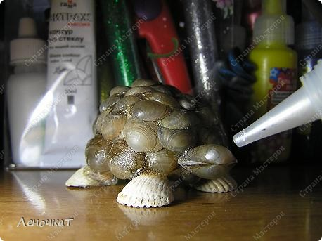 В  самом  начале  своего блога я  уже  выставляла   своих  черепашек  http://stranamasterov.ru/node/85234      Теперь вот созрела  на  МК. Возможно  кому-нибудь  да  пригодится... фото 17