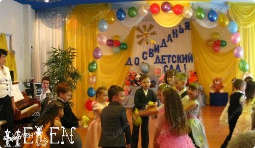 С этими шарами дети танцевали финальный танец фото 5