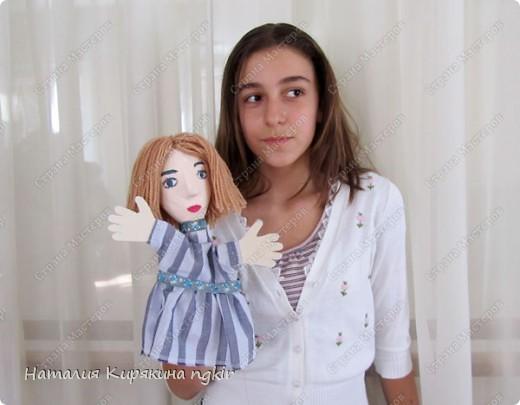 Театральные куклы фото 2