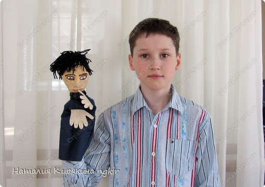 Театральные куклы фото 6