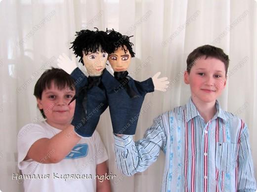 Театральные куклы фото 7