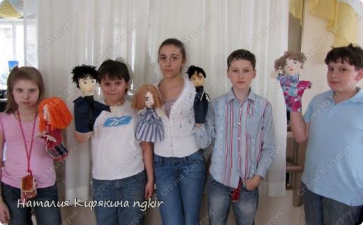 Театральные куклы фото 1