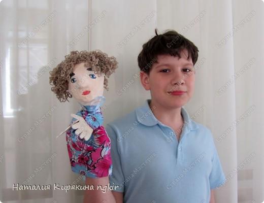 Театральные куклы фото 4