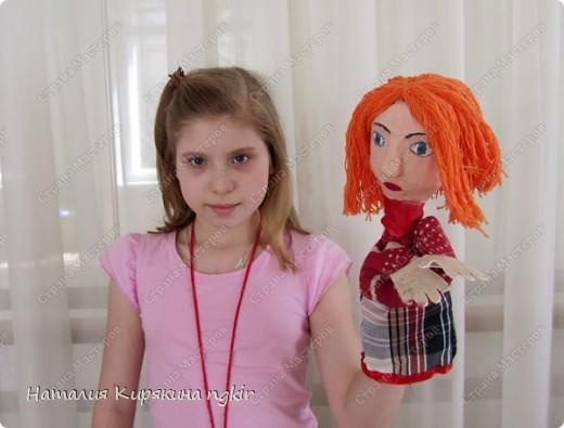 Театральные куклы фото 3