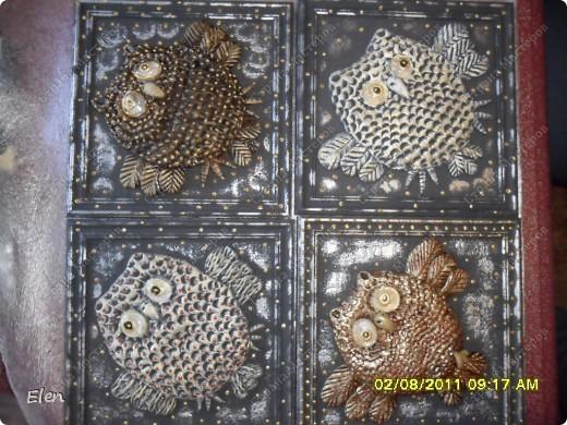 совенок тесто соленое размер рамки 15x15 фото 4