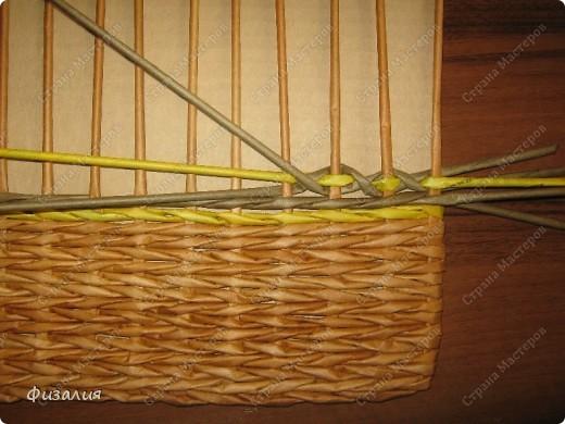 Наконец-то, осуществила давнюю задумку :). Теперь мои материалы будут хранится в этих плетенках. фото 4