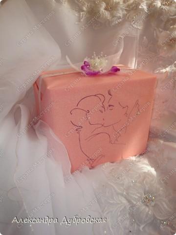 Подарочная коробка для бокалов в стиле Ty Wilson