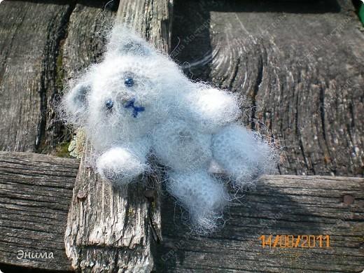 Очередноя поездка на дачу - и снова вязанная игрушка. Котик по имени Цезарь (потому, что похож на одного знакомого Цезаря:))) фото 6