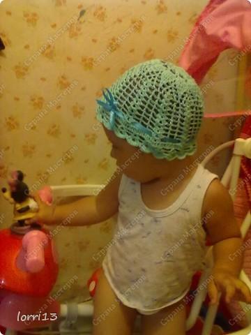 летняя шапочка фото 4