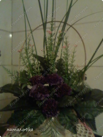 ваза+корзинка фото 2