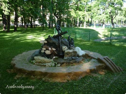 В Санкт- Петербурге в Михайловском саду ежегодно проводится фестиваль ландшафтного искусства. Хочу вам, дорогие мастерицы, показать, что мы там увидели в этом году. фото 16