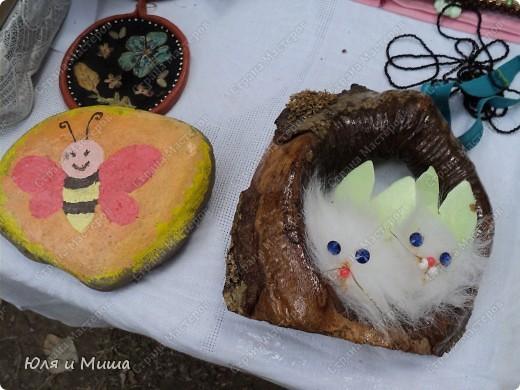 Продолжаем ходить по выставке-продаже на фестивале г. Тианетоба, 65 км. от Тбилиси. На этот раз ближе посмотрим грузинские сувениры, а также - поделки местных мастеров. фото 6