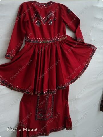 Так одевались в Тианети 19 века.  фото 1