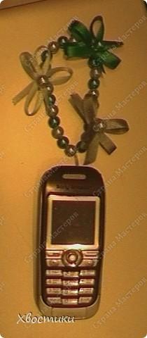 Вот такой подарок сделали мы с Тимофейкой (3.5) на день рождения нашей бабушке. Это подвеска на телефон, но ... не только! фото 5