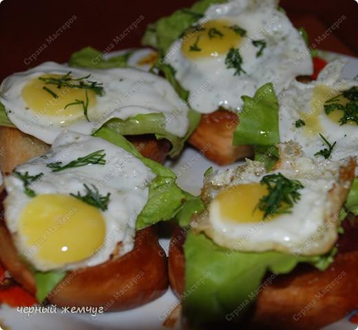 Канапе с перепелиным яйцом. Все гениальное просто! фото 9