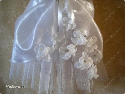 Вот такая Тильда - Балерина у меня получилась фото 5