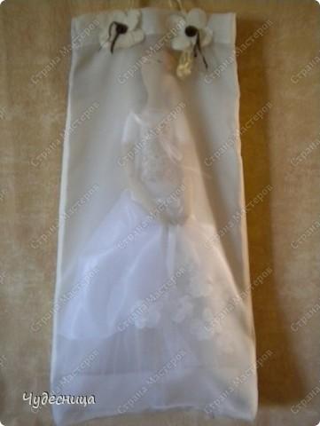 Вот такая Тильда - Балерина у меня получилась фото 9