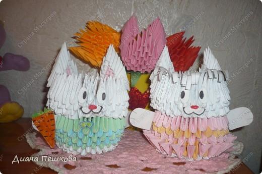 Зайчик мальчик и зайчик девочка!!! фото 2