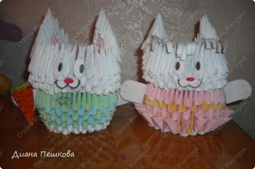 Зайчик мальчик и зайчик девочка!!! фото 1
