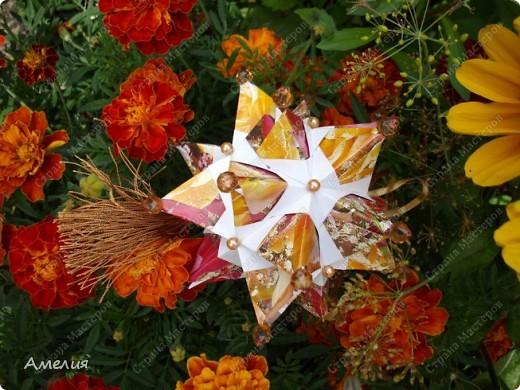 Автором всех работ является Екатерина Лукашева Схемы ко всем работам можно найти на ее сайте http://kusudama.me/ фото 8